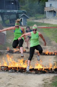 Yes, you CAN complete a race with barbed wire, walls, mud and a finish line on fire ... and I can show you how!