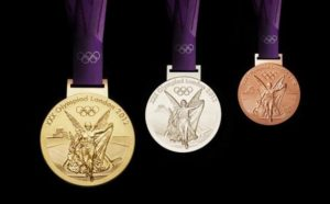 Confession: I am jealous of every Olympian. But I use it to inspire me and keep my reaching for my own gold.