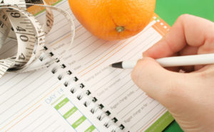 Remove the guilt of food journaling. It's in exercise in observation, not penance.
